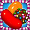 Candy Crush Saga App Logo Icon