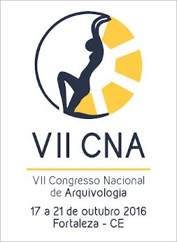 VII Congresso Nacional de Arquivologia