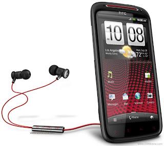 HTC Sensation XE 2012