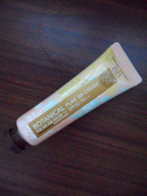 Nature Republic Botanical Pure BB Cream