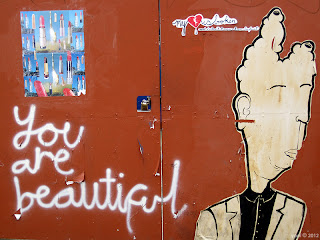 you are beautiful gate