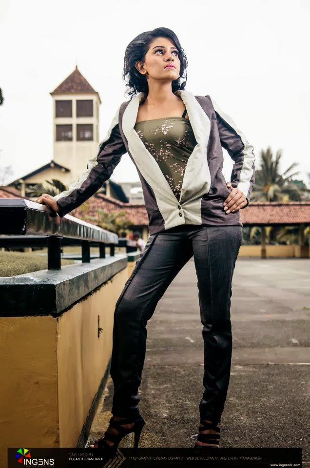 Piumee Vithanage hot sl model