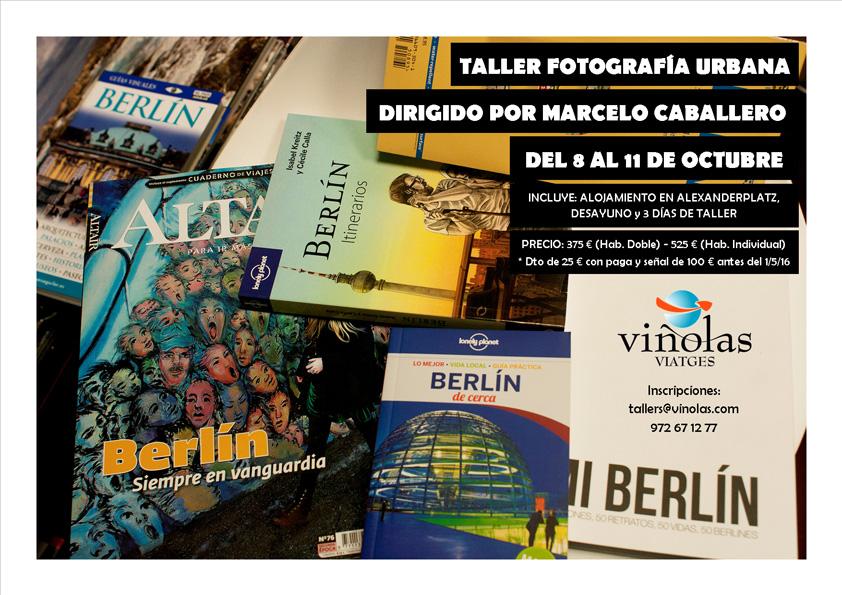 Berlín 8 al 11 de octubre