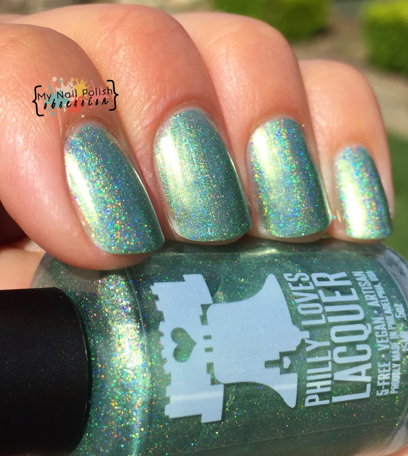 Philly Loves Lacquer Fortunate Rainbow