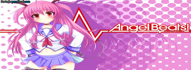 portadas de Angel Beats!
