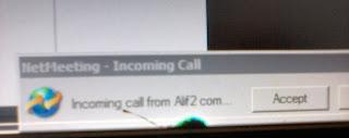 mendapat panggilan