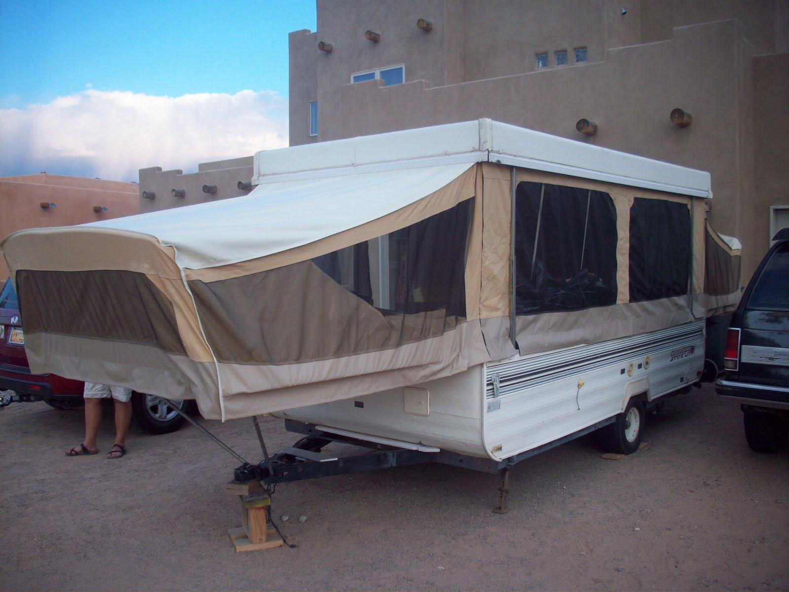 Unique Jayco Pop Up Canvas Nice 1996 Jayco Popup Camper