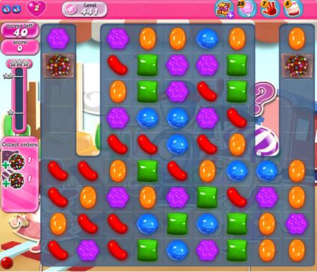 Candy Crush Saga 441