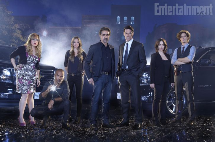 Criminal Minds - Season 10 - Cast Promotional Photos