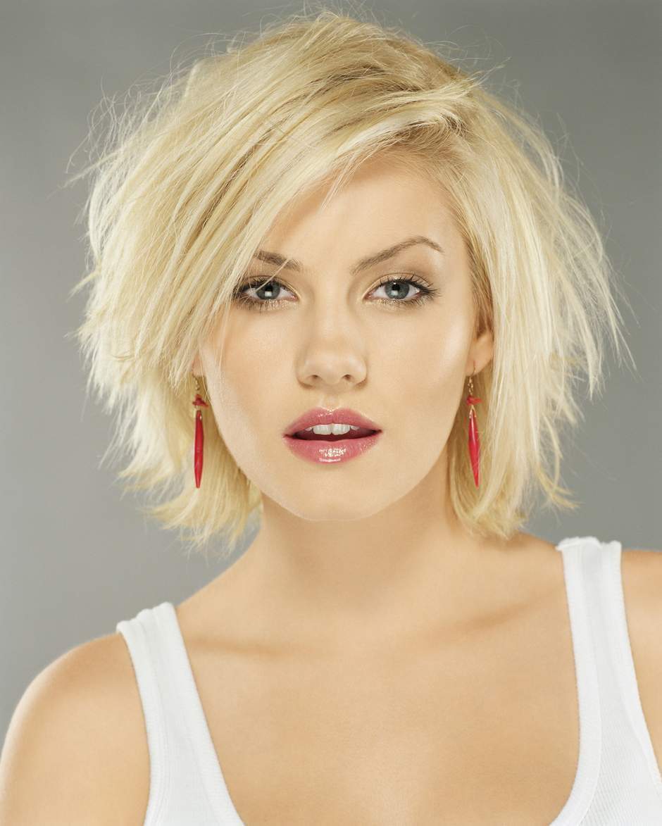 Short formal hairstyles for woman