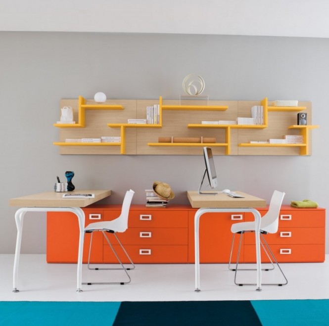 Kids Desk Design Ideas 665 x 659