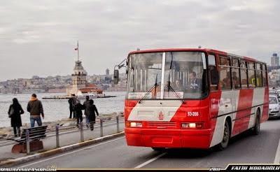 BELEDİYE OTOBÜSLERİ...Otobüsten daha fazlası...