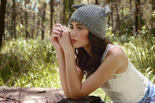 Moda Urbana invierno 2015. Te lo Juro otoño invierno 2015 accesorios, gorros de lana y ropa juvenil de moda urbana otoño invierno 2015.