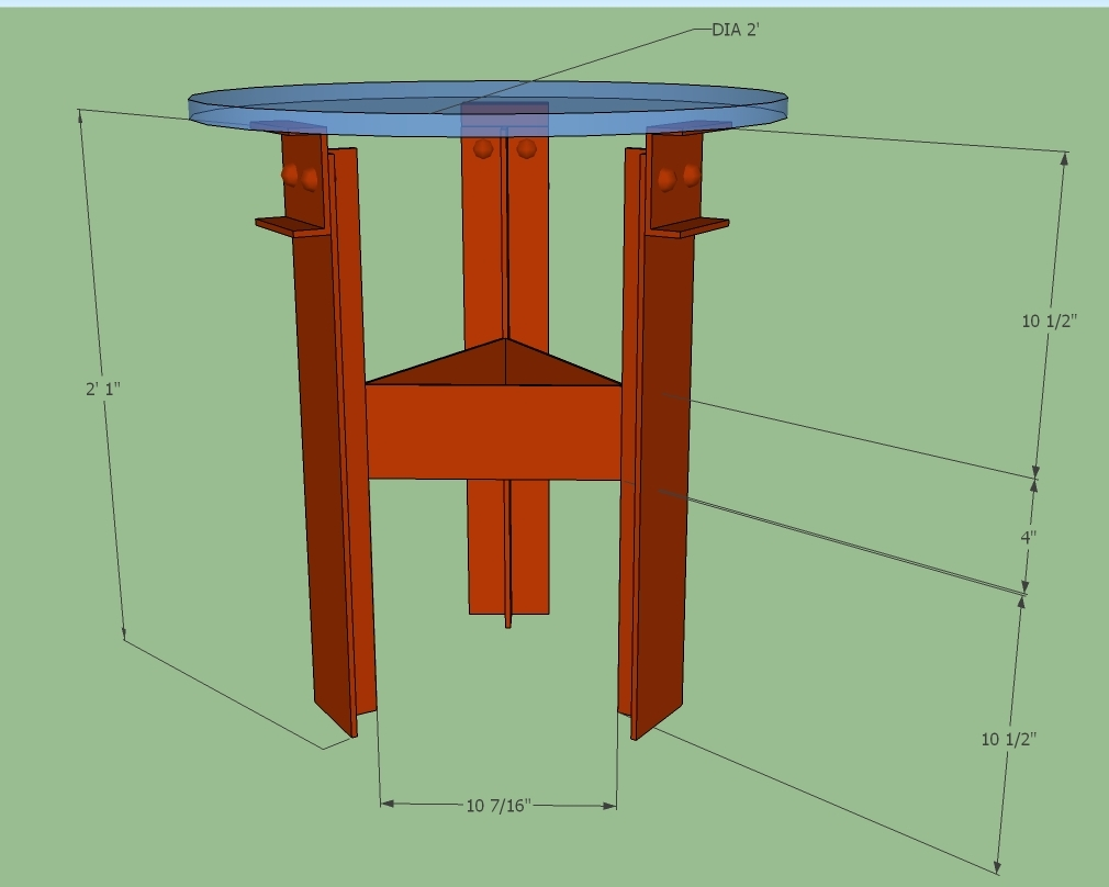 Billy easy welding table plans or ideas wood plans us uk ca for Plan fabrication table
