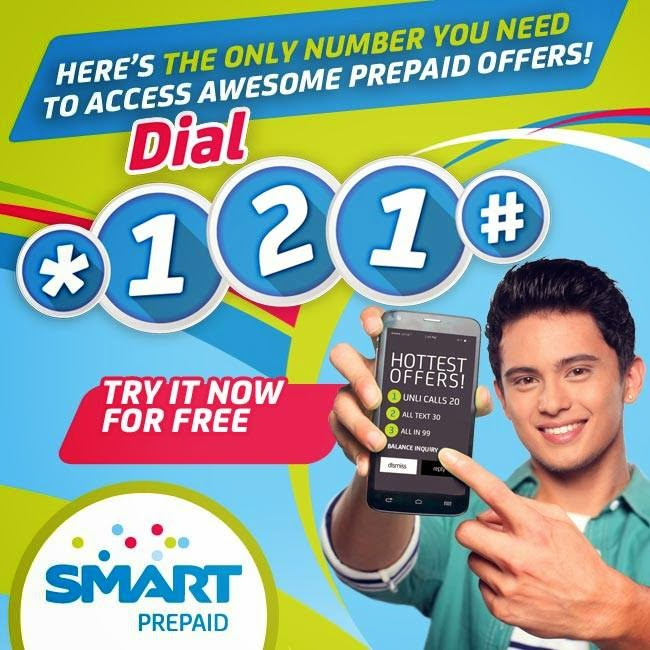 Smart One Number to Dial to Access Smart Prepaid Offers