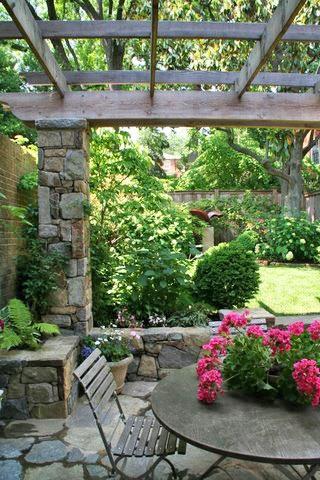 Decorando Y Renovando Jardines Y Terrazas Con Encanto