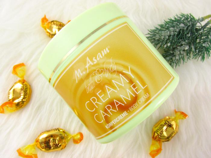 M. Asam - Creamy Caramel Geschenk Set - Körpercreme Inhaltsstoffe