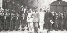 9 SETTEMBRE 1939 PIAZZA VECCHIA-INAUGURAZIONE PREMIO BERGAMO