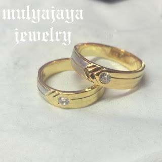bentuk cincin kawin