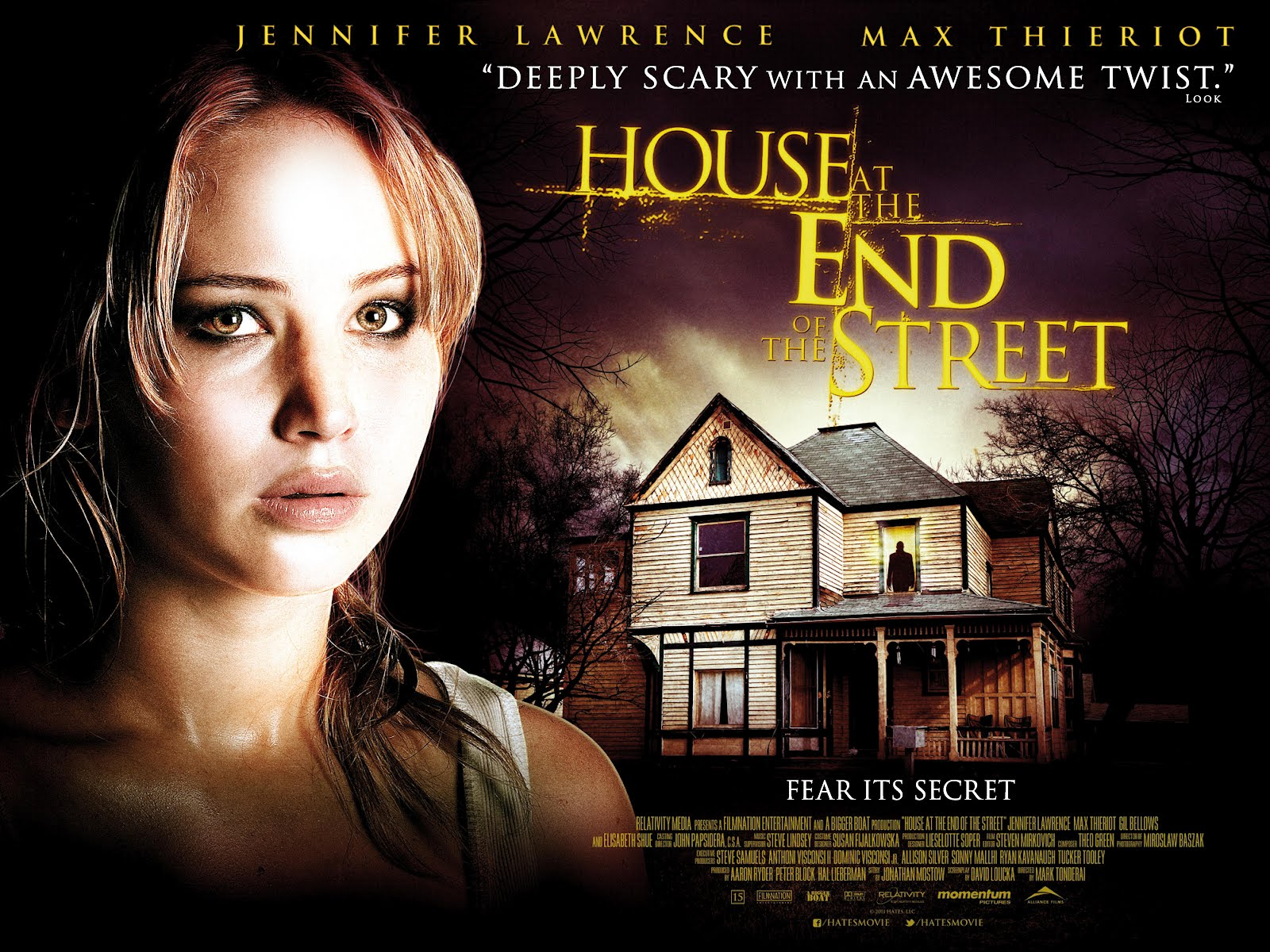 house at the end of the street movie wallpapers - House at the End of the Street Movie Wallpaper #4