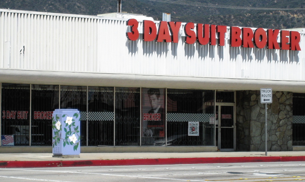 3 day suit broker los angeles