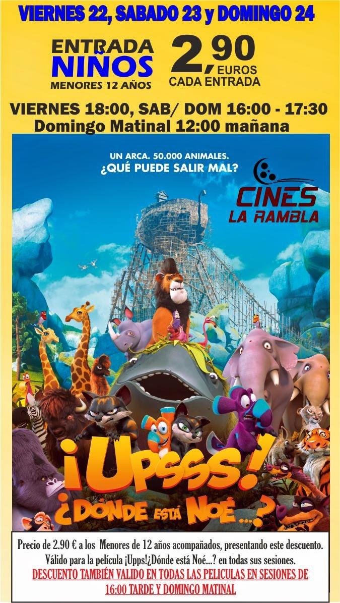 Buscar cerca de Cine La Rambla 3D - Coslada