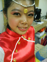 Make Up For Chinese Dance