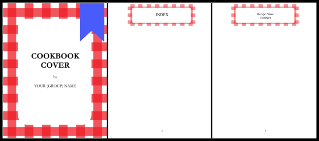 Awesome Cookbook Template