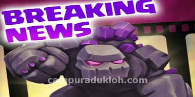 Update Clash of Clans bulan Agustus