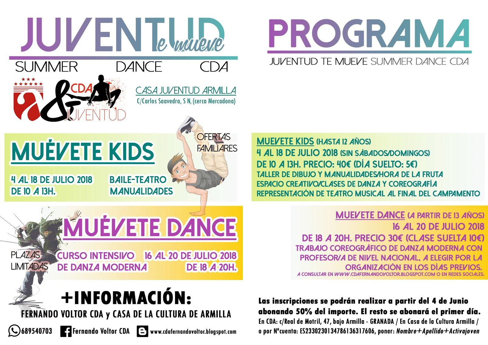 Summer Dance CDA