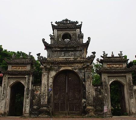 Cho thuê xe ở tại Hưng Yên- Chùa Chuông