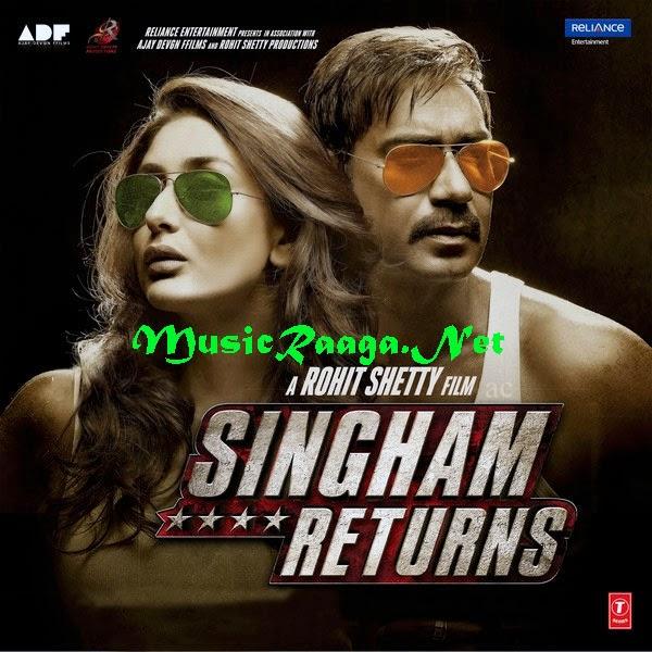 Singham Returns hindi mp3 songs