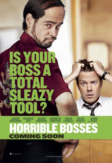 Watch Horrible Bosses 2011 Hollywood Movie Online | Horrible Bosses 2011 Hollywood Movie Poster