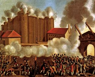 14 julio 1789: