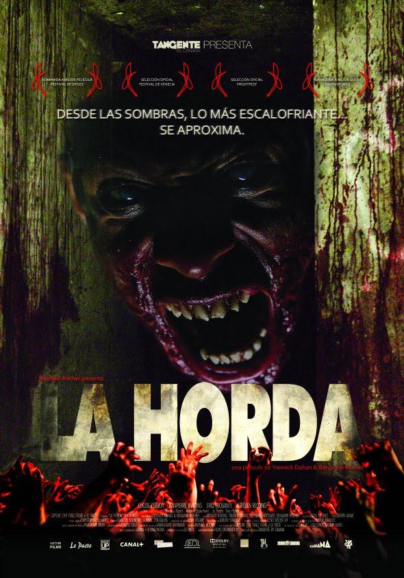 Ver La Horda (The Horde) (2010) Online