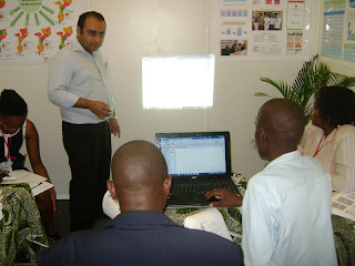 Apresentando Pentaho ( Business Intelligence) aos chefes de Dept. Provincial de RHS