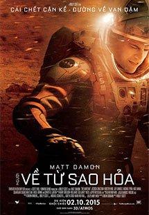 Người Về Từ Sao Hỏa - The Martian
