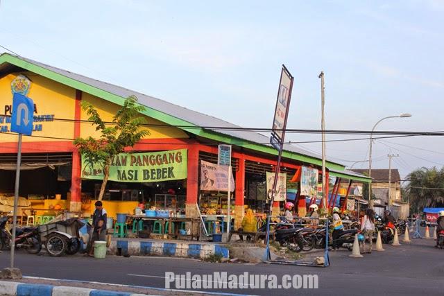 Pumara - Pusat Kuliner Bangkalan - Madura