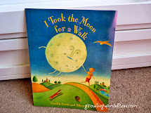 I Took a Walk for the Moon Book