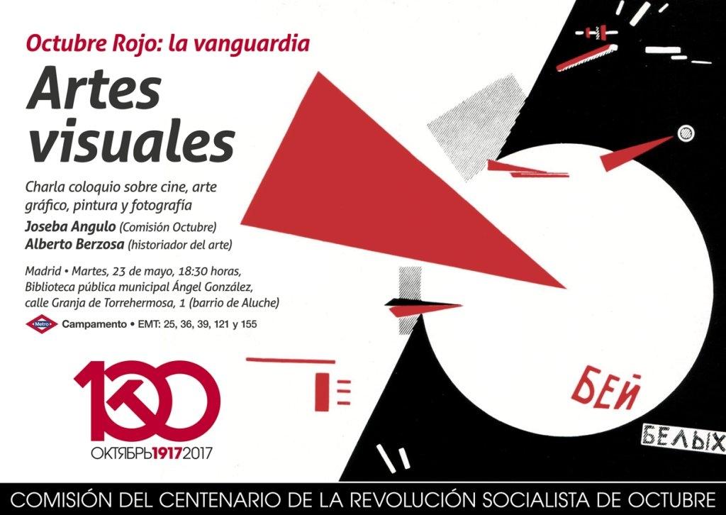23 mayo las Artes Visuales