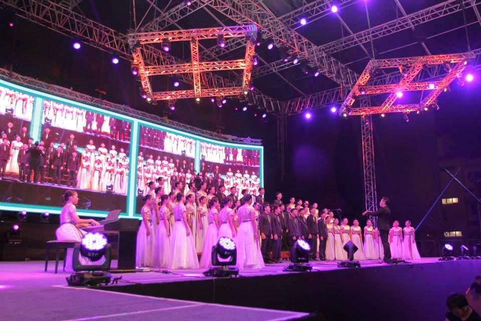 2013年百年校庆演出