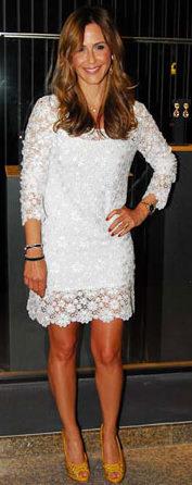 2 Vestido curto branco!