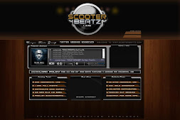 SoundClick Layout For ScooterBeatz