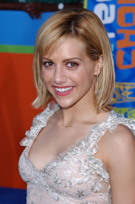 Brittany Murphy Short Hair