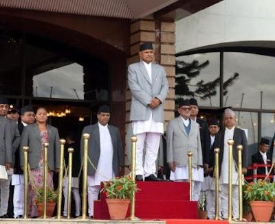 nepal gov program and policy highlights