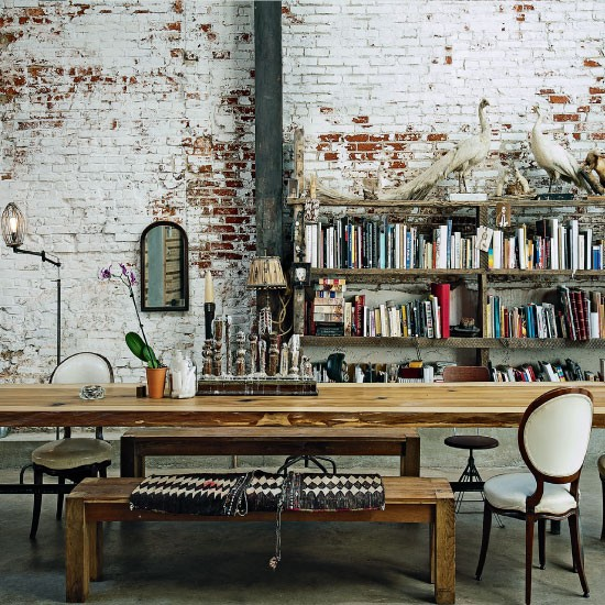 Converted London warehouse