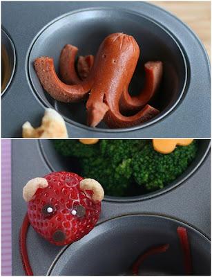 Recetas de cocina recetas faciles para ni os - Cocina facil para ninos ...