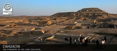 kota cahuachi nazca