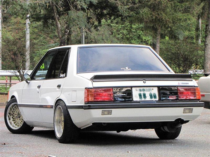Mitsubishi Lancer EX, ciekawe stare samochody, klasyki z duszą, fajne auta, japońskie, スポーツカー、 クラシックカー、 日本車