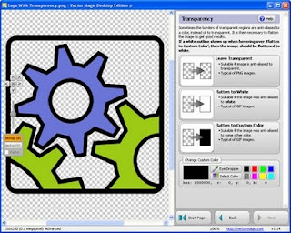 Magic Ink Information Software and the Graphical Interface
